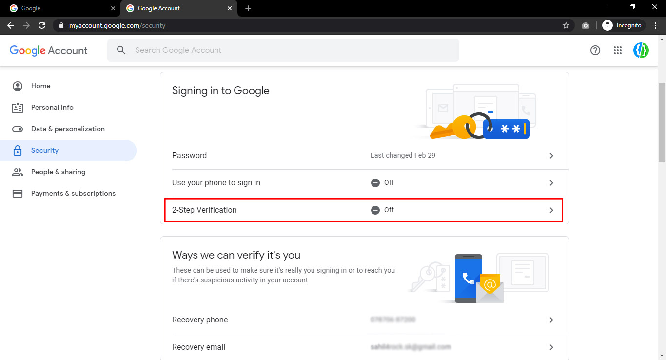 Send Mail With Contact Form Using PHPMailer And Gmail SMTP